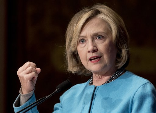 Shadow of Clinton War Vote Hangs Over Other 2016 Contenders