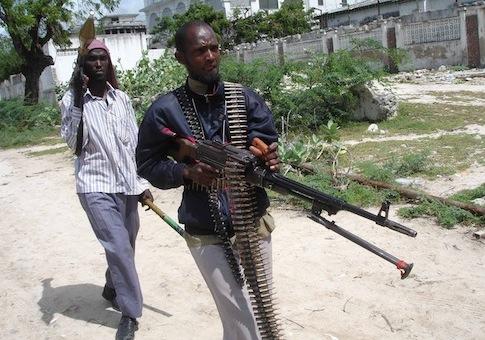 Somalia's al Shabaab Say Fire Mortars at Presidential Palace