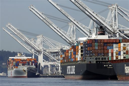 Retailers Fret as Products Languish on Ships, Docks at Ports