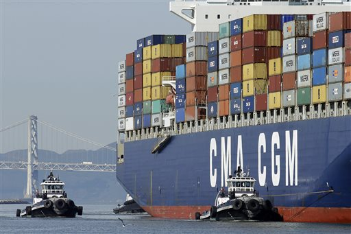 Trade Gap in U.S. Swells to Six-Year High as Imports Surge