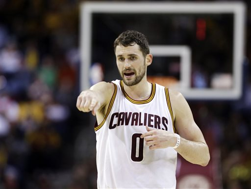 AP Source: Kevin Love Opts Out of Contract with Cavs