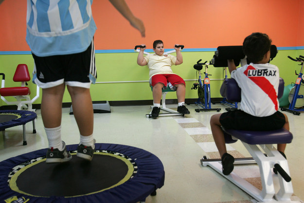 Tax Obesity Proposal: Puerto Rico Might Fine Parents With Obese Children