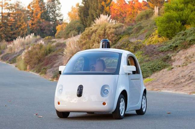 Google Says its Self-Driving Cars Have Been in Only 11 Accidents Over 1.7 Million Miles