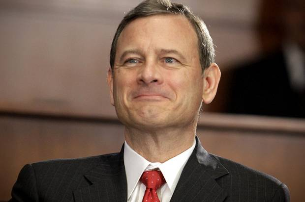 Chief Justice John Roberts' Supreme Court at 10, Defying Labels