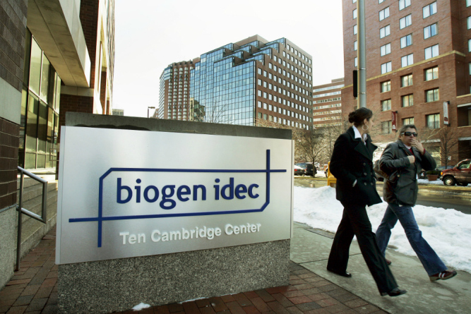 Biogen's Alzheimer's Drug Slows Mental Decline in Early Study