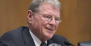 Obama: It's 'Disturbing' That A Climate Change Denier Chairs Senate Environmental Committee