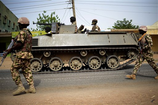 Boko Haram Crisis: Army 'Frees More Nigerians from Boko Haram'