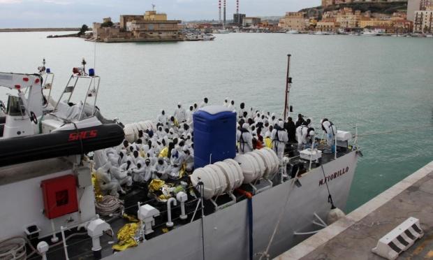 Italy Rescues More Than 1,000 Migrants at Sea; 10 Perish