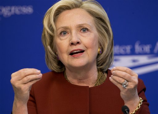 Hillary Clinton to Roll out $350 Billion, 10-Year College Affordability Plan