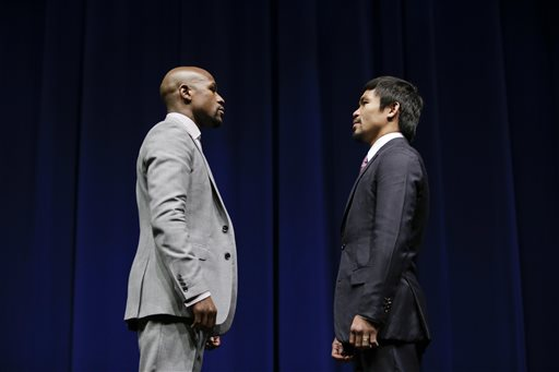 Mayweather-Pacquiao: Still No Tickets On Sale for 2 May Fight