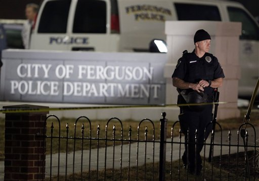 Police Representative Says DOJ's 'Band of Marauders' Concealed Truth about Ferguson Shooting