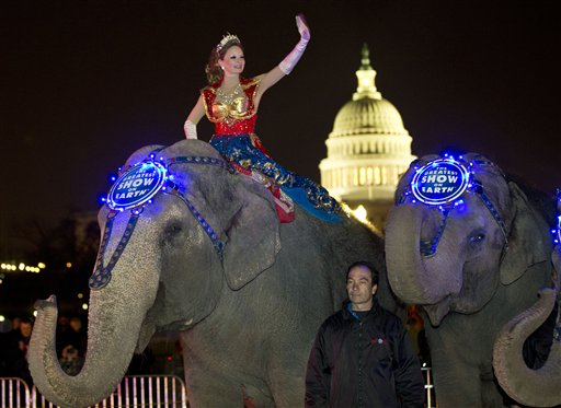 Ringling Bros. Says Circuses to be Elephant-Free in 3 Years