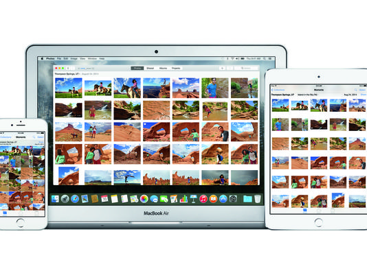 Apple's Photos App for OSX Replaces iPhoto