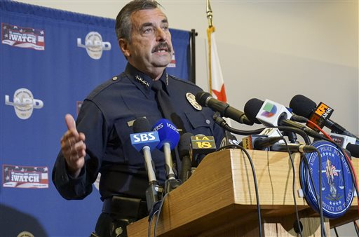 Two LAPD Officers Shot in Florence Believe They Were Targeted