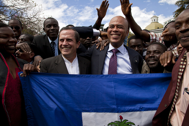 Haitian President Tightens Grip as Scandal Engulfs Circle of Friends