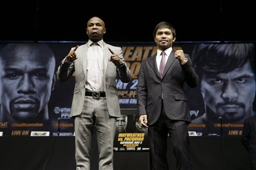 Holyfield, Hagler Latest to Weigh in on Mayweather-Pacquiao Showdown