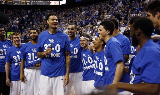 Obama Predicts Kentucky to Take Home the NCAA Tournament Title