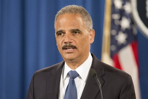 Q&A: Eric Holder Jr. Returns to Private Practice