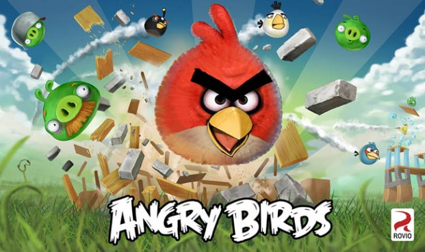 Angry Birds Maker Bets on Animated Movie as Profit Drops