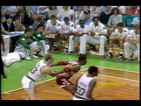 Larry Bird is Going to be Talking Trash to Dominique Wilkins Forever