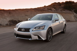 Car Review: Lexus GS 350 F Sport