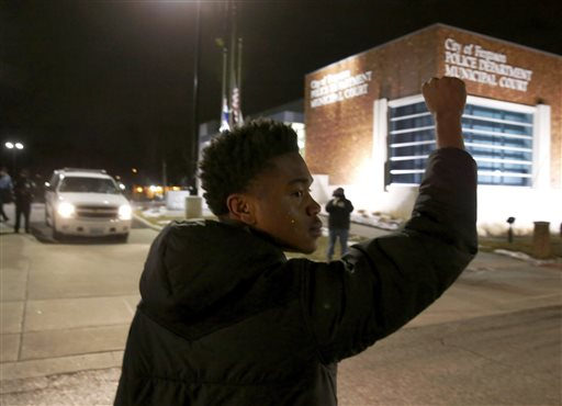 New Judge Takes over in Ferguson