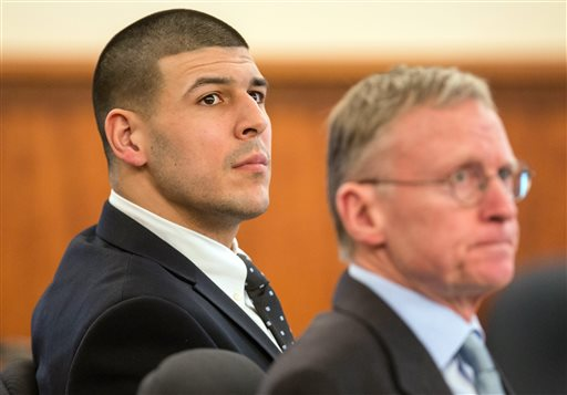 Hernandez Cousin Made to Testify Says She Can't Recall Facts