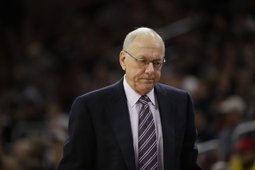 NCAA Suspends Coach Jim Boeheim for Syracuse Violations