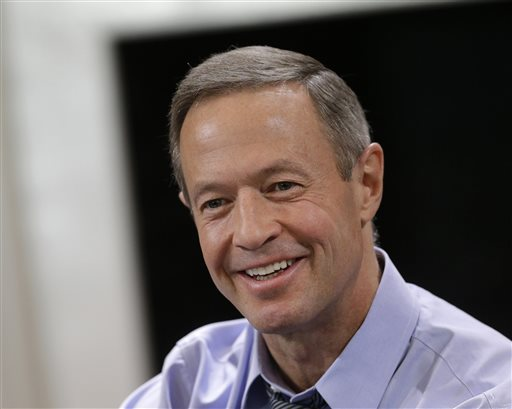 Martin O'Malley: Presidency Not a 'Crown' to be Shared by 2 Families