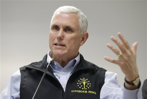 Indiana Governor Overrides Law to Authorize Needle Exchange
