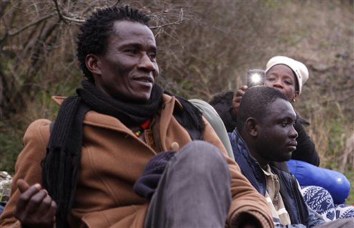 For African Migrants, Trek to Europe Brings Risk, Heartbreak