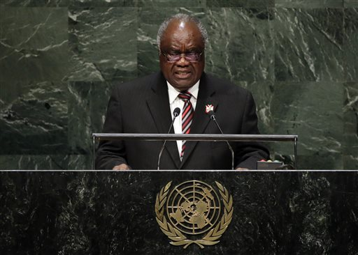Outgoing Namibian President Wins $5 Million Africa Leadership Prize