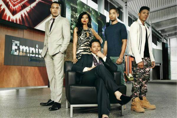 Kingdom Came: Notes on 'Empire' and the State of Black Television Drama