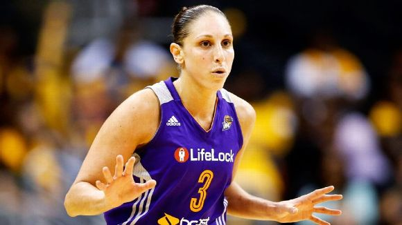 Diana Taurasi Focusing on Playing in Russia, Where the Money Is