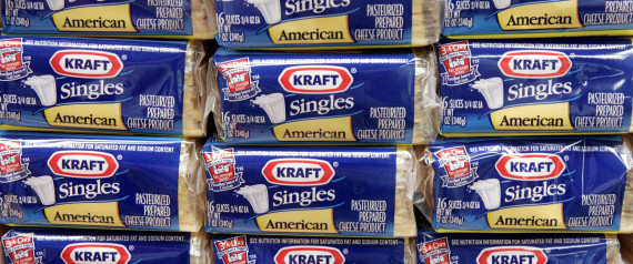 Kraft American Cheese Singles Have Been Labeled A Health Food By Professional Nutritionists