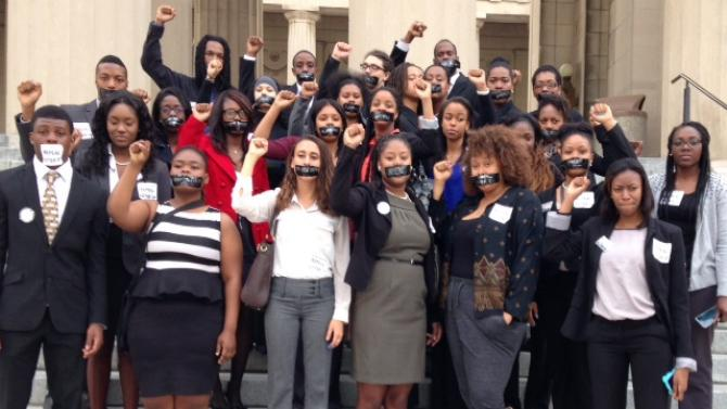 9 HBCU Students Just Made the Voter-ID War Hot Again