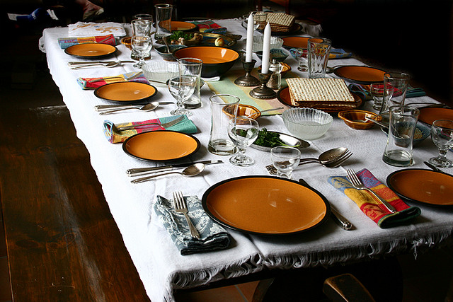In Freedom Seder, Jews And African-Americans Built A Tradition Together