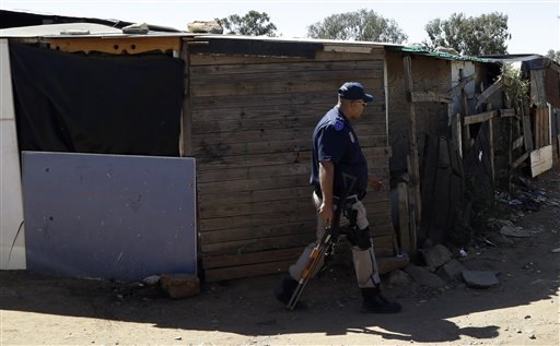 South Africa Shops Looted Despite Zuma Call for Peace