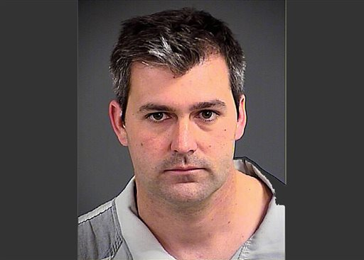 White SC Officer Charged With Murder in Black Man's Death