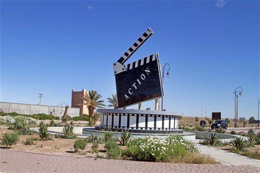 Bible Stories and Thrillers Make Morocco Filming Choice