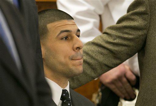 Source: Aaron Hernandez a Lookout in Prison Fight