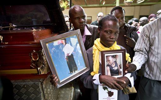 Kenyan Police Official Says Kenyans Should Resist Militants