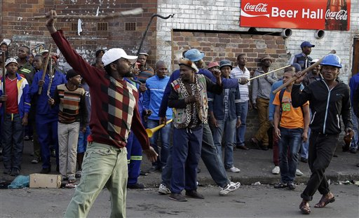 South Africa Seeks Diplomatic Support to Defeat Anti-Immigrant Unrest