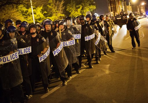 Police Rethink Long Tradition on Using Force