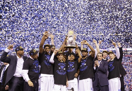 As Blue Devils Celebrate Title, Looking Ahead to 2015-16