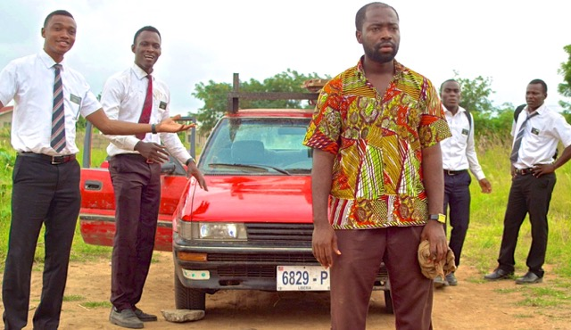 Movie Review: 'Freetown'