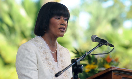 Jamaica's Prime Minister May Request Exoneration of Garvey When She Meets President Obama in Kingston
