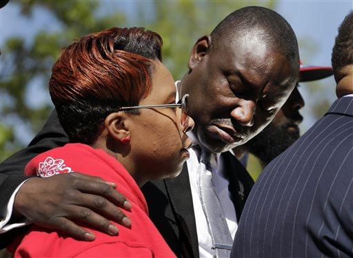 US Judge Narrows Michael Brown Family Suit Against Ferguson