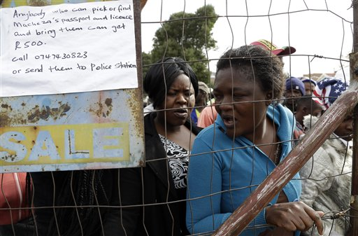 Hundreds Leave South Africa After Anti-Immigrant Violence