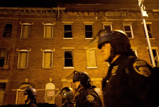 After Rioters Burned Baltimore, Killings Piles up Largely Under the Radar